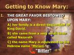 getting to know mary14