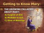 getting to know mary22