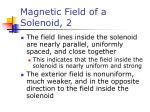 magnetic field of a solenoid 2