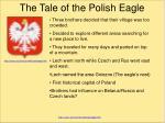 the tale of the polish eagle