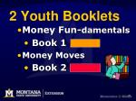 2 youth booklets