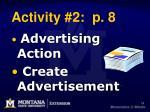 activity 2 p 8