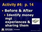 activity 4 p 14