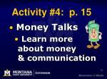 activity 4 p 15