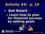 activity 5 p 19