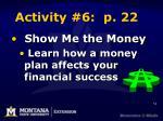 activity 6 p 22