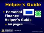 helper s guide63
