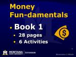 money fun damentals