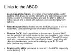links to the abcd