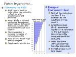 future imperatives29