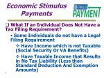 economic stimulus payments11