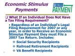 economic stimulus payments12