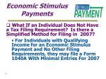 economic stimulus payments13
