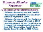 economic stimulus payments15
