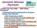 economic stimulus payments28