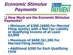 economic stimulus payments8