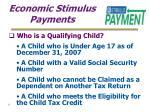economic stimulus payments9