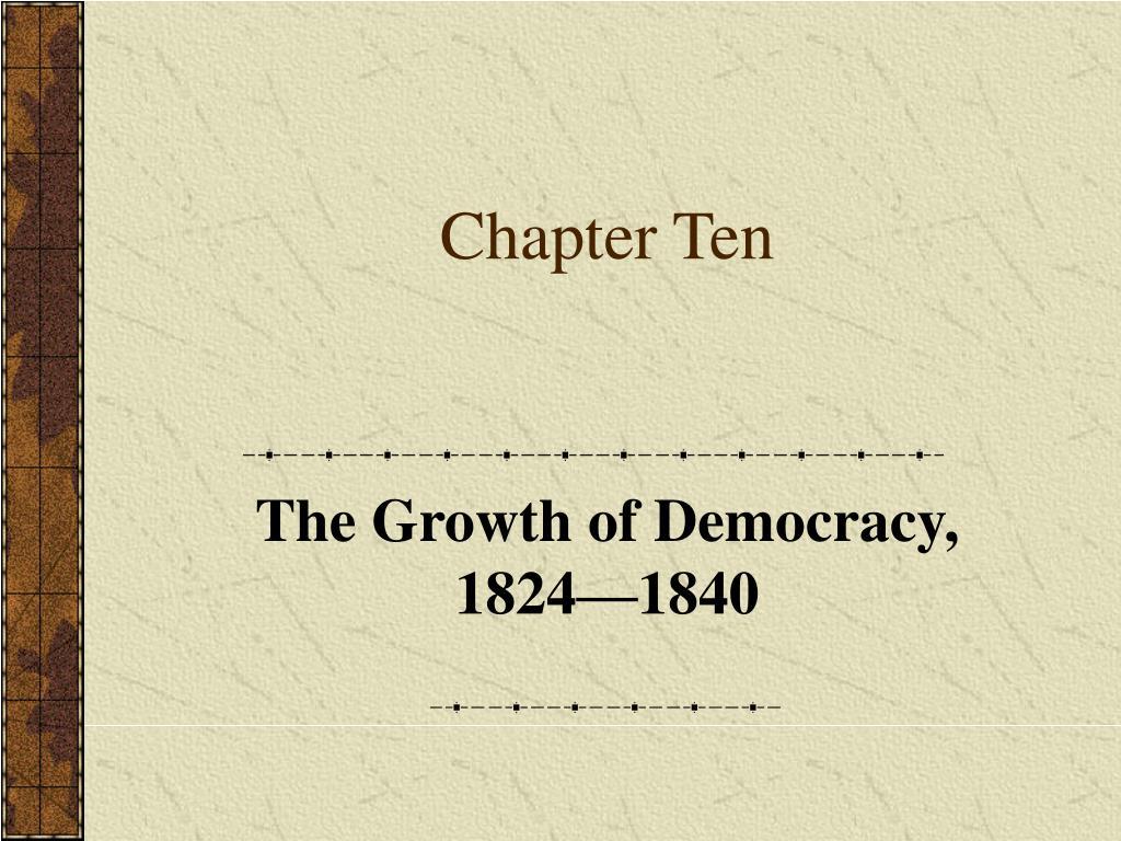 chapter ten l.