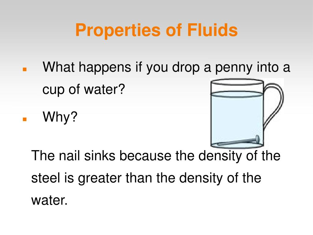 properties of fluids l.