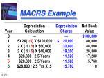 macrs example22