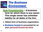the business environment5