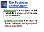 the business environment7