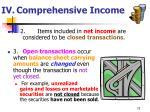 iv comprehensive income75