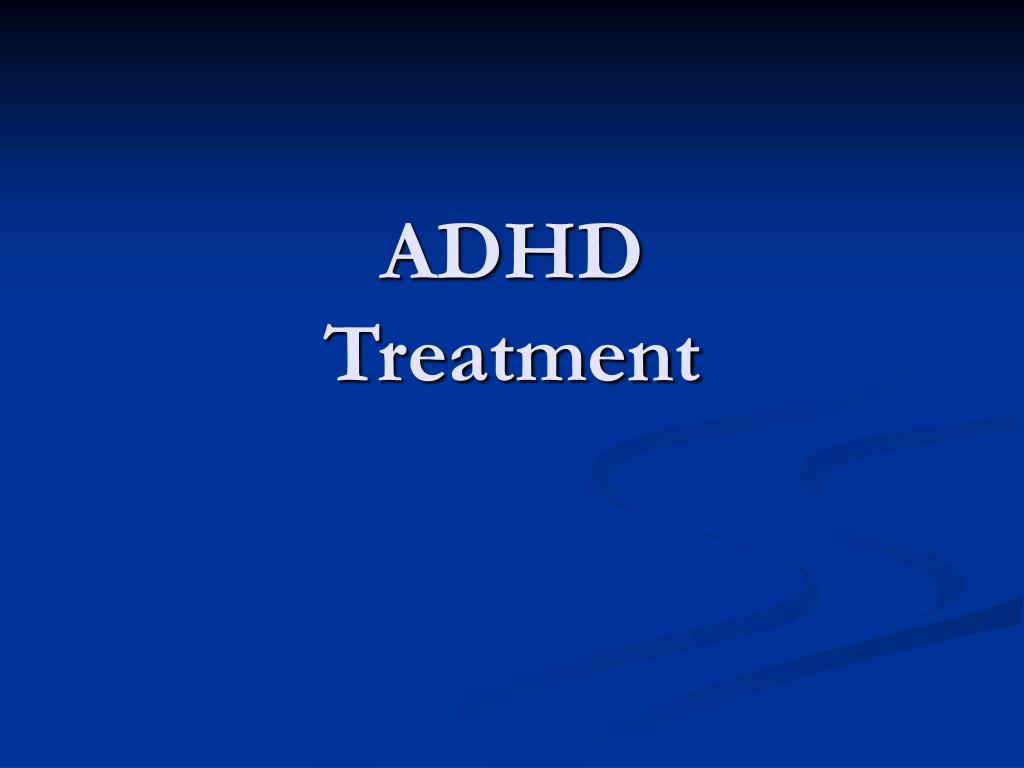 adhd treatment l.