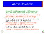 what is research4