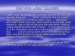 service user quotes27