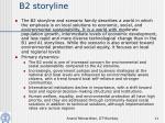 b2 storyline