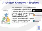 a united kingdom scotland