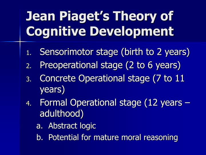 similarities between erikson piaget and bandura theories Each of these two theories sought to explain what motivates people maslow did so in the context of developmental psychology he posited a five-stage hierarchy of needs that began with basic needs (characterized as physical) and progressed through stages including security needs, social needs.