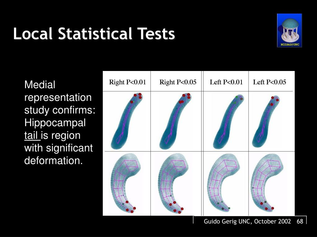 Local Statistical Tests