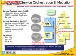 service orchestration mediation9