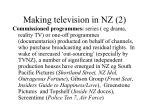 making television in nz 2