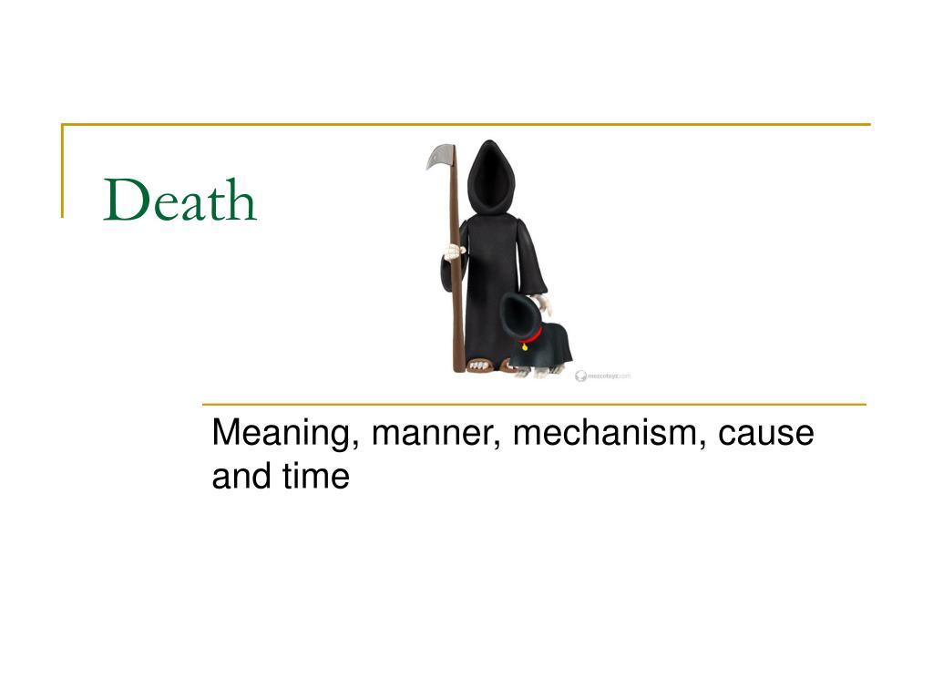 death l.