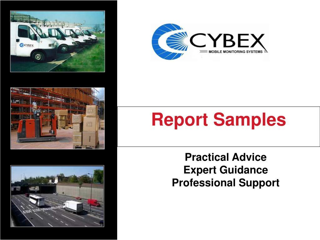 report samples l.