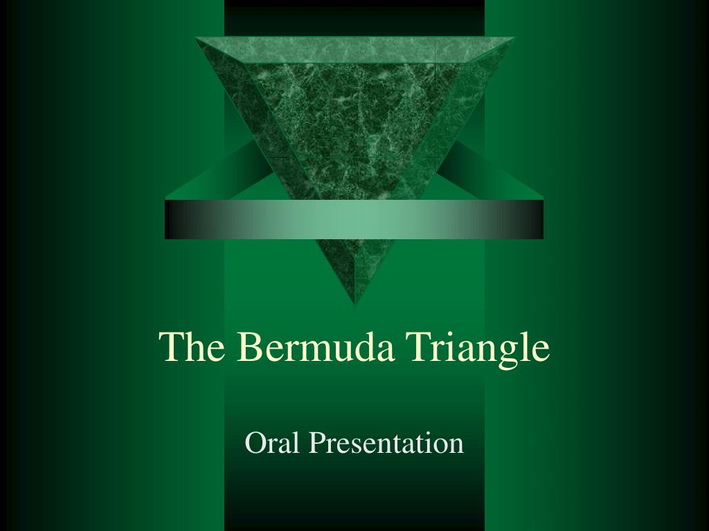 the bermuda triangle l.