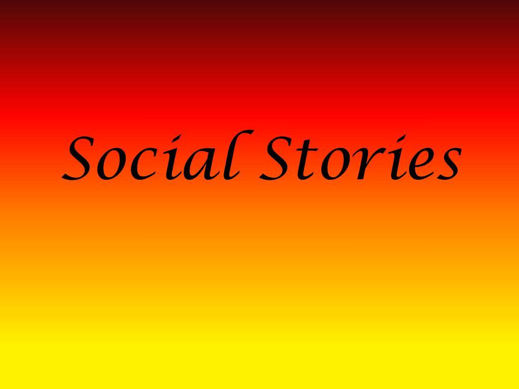 social stories l.