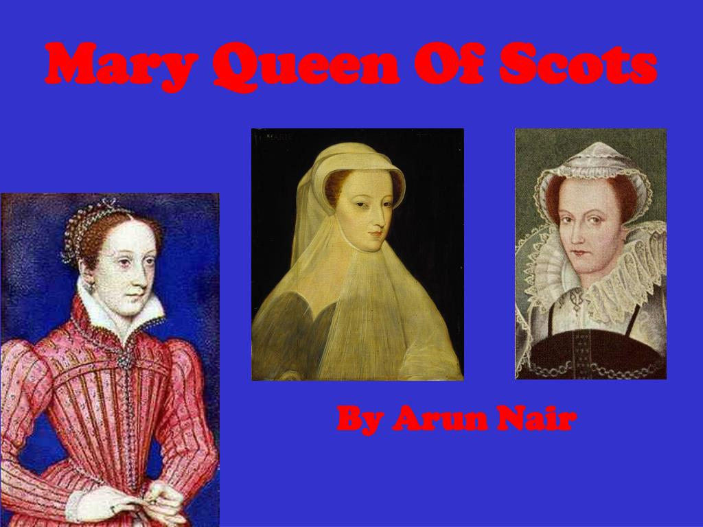 mary queen of scots l.