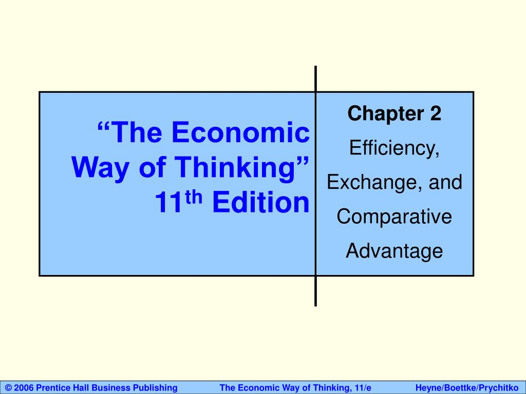 the economic way of thinking 11 th edition l.