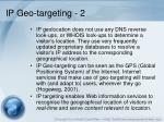 ip geo targeting 2