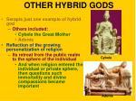 other hybrid gods