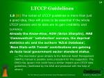 ltccp guidelines