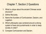 chapter 7 section 2 questions