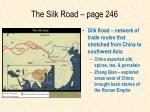 the silk road page 246