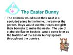 the easter bunny11