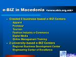 e biz in macedonia www ebiz org mk