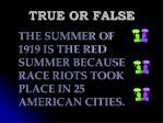 true or false123